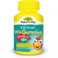 Kẹo dẻo Nature's Way Kids Smart Vita Gummies Multi + Omega 50 Viên