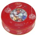 Socola Lindor Limited Edition Round Gift hộp thiếc 500g